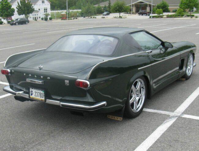 Corvette+Volvo=Volvette