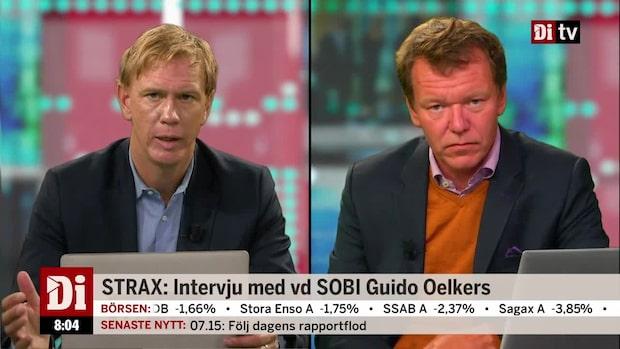 Analytikern om oenigheten kring om Sandviks ståldel ska särnoteras