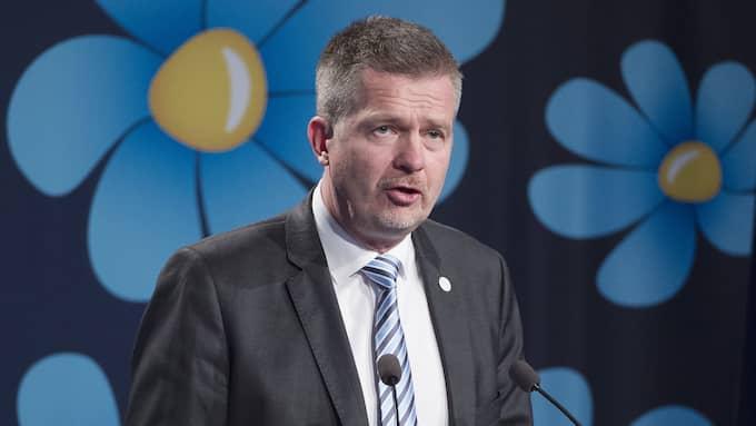 Per Ramhorn är sjukvårdspolitisk talesperson för SD. Foto: SVEN LINDWALL
