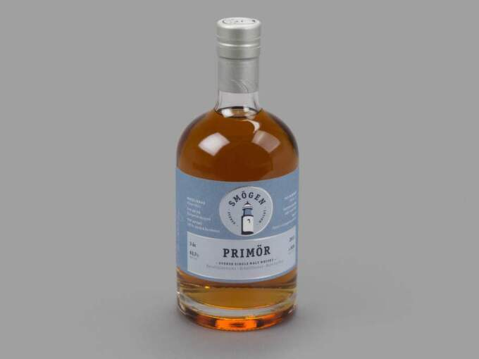 Dyra droppar. Nu kan du skåla i västsvensk whisky. Om du har råd.