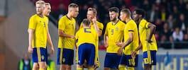 Blytungt: Sverige  missar U21-EM