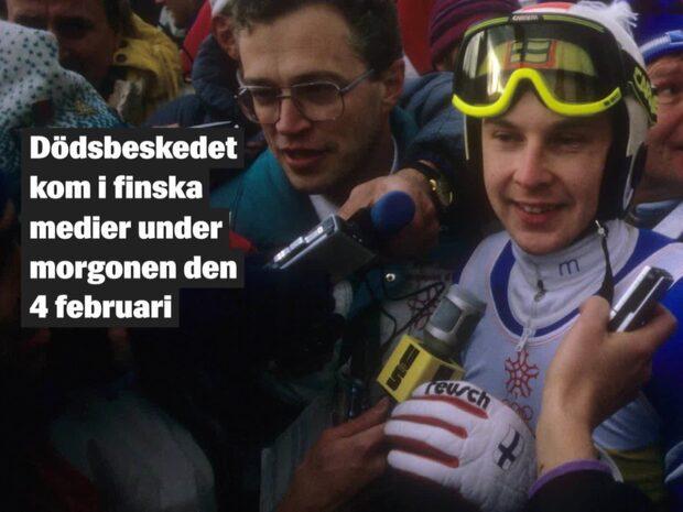 Matti Nykänen avliden – blev 55 år gammal