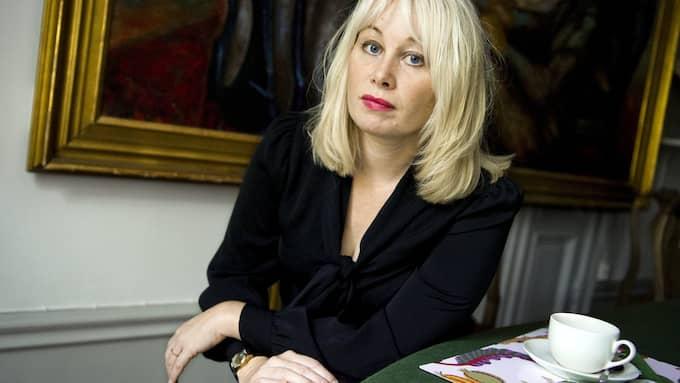 Ann Heberlein. Foto: CLAUDIO BRESCIANI / TT / TT NYHETSBYRÅN