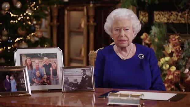 Drottning Elizabeth II höll jultal: Budskap om harmoni och förståelse
