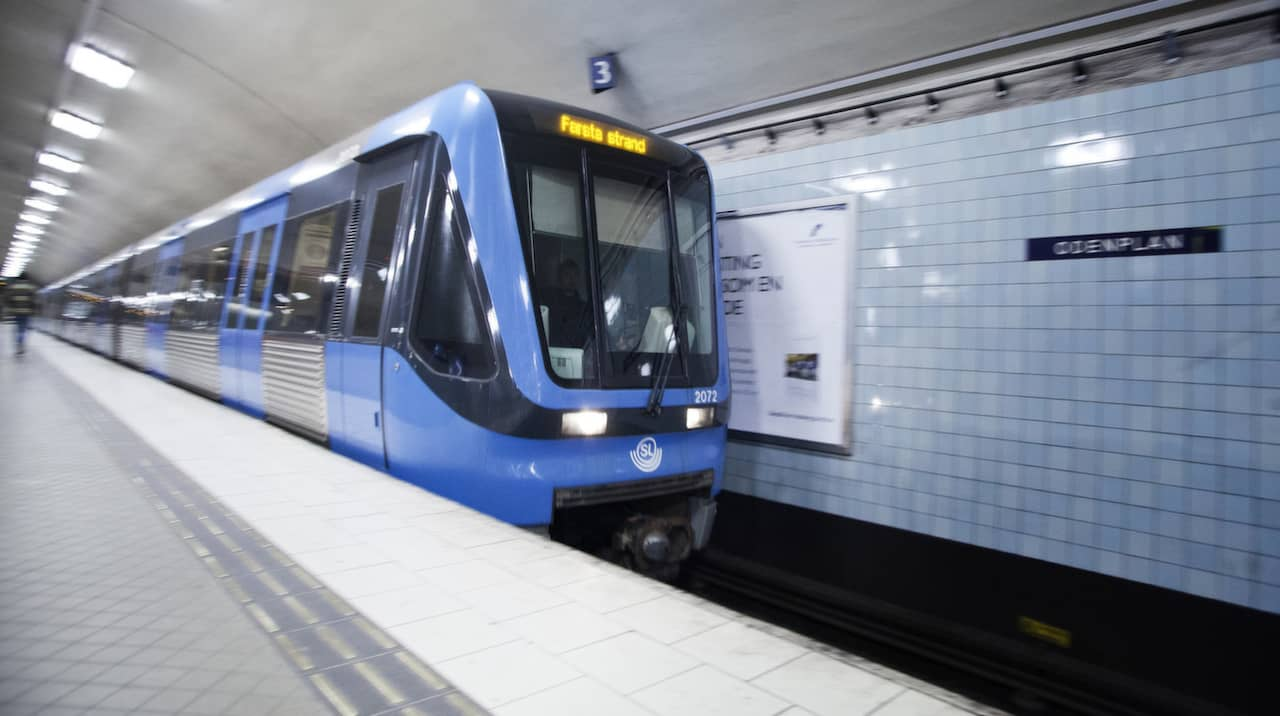 Sl uppmanar ta tunnelbanan