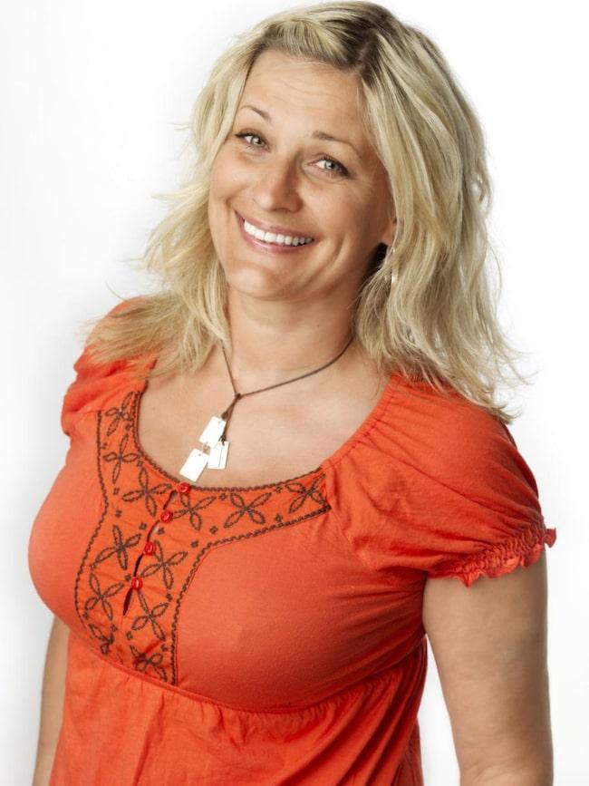 Tina Ahlin avslöjar sin stora passion Leva& bo Expressen Leva& bo