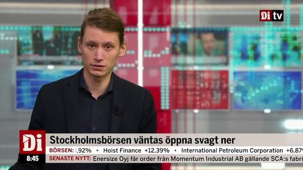 Lauri Rosendahl slutar som vd för Stockholmsbörsen
