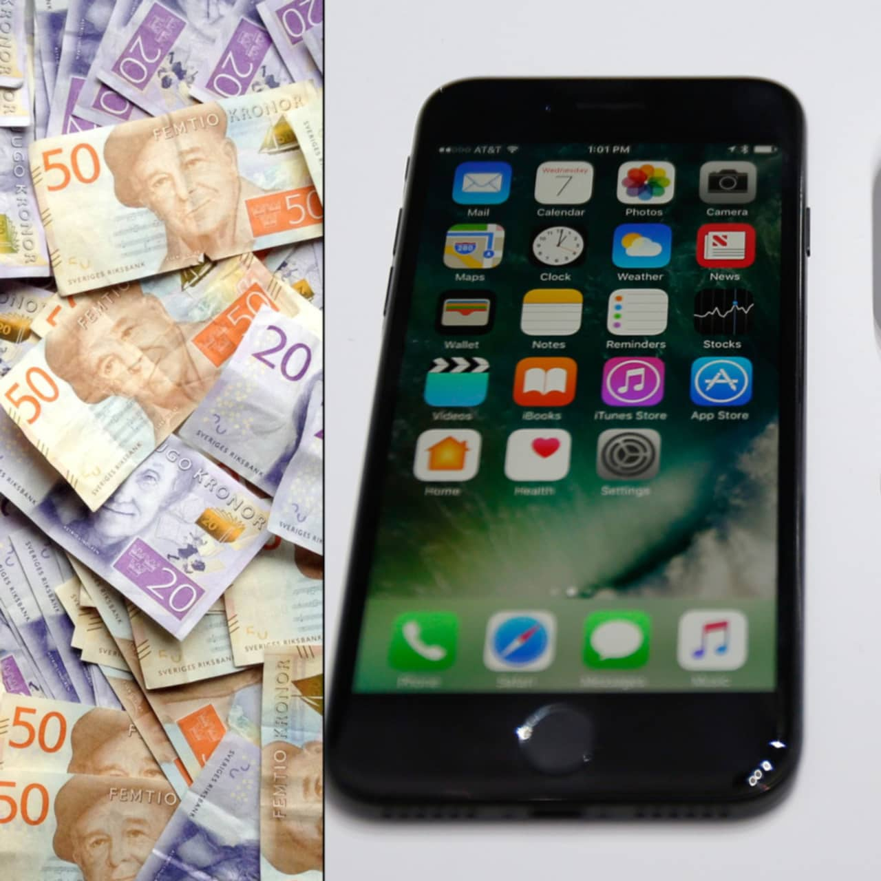 Stora prisskillnader på Apple Iphone 7 Iphone 7 Plus | Tech
