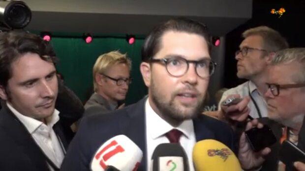 Åkesson (SD): Invandrare passar inte in