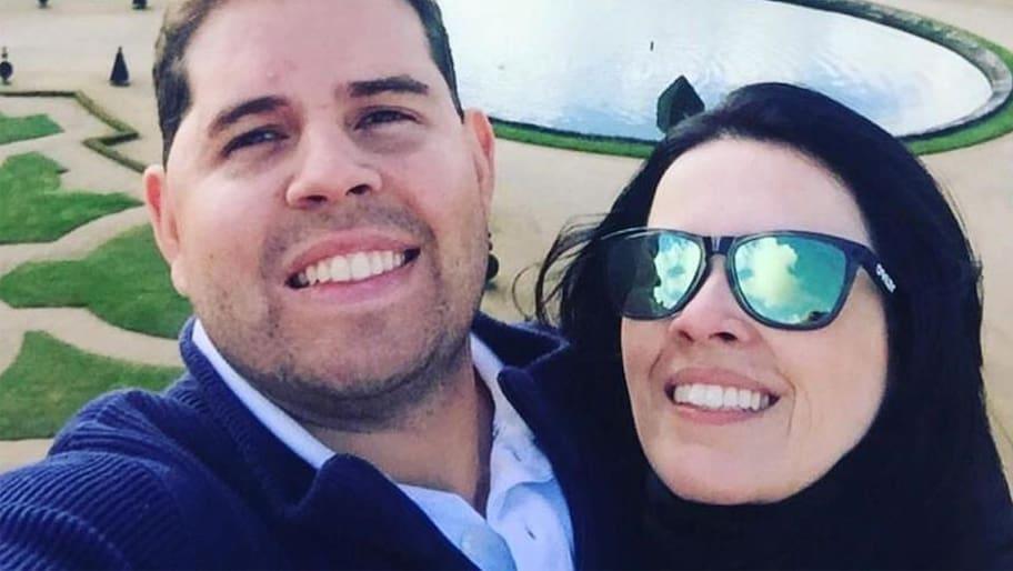 Luana Alves, 36, och hennes fästman Rodrigo Nogueira, 31, skulle