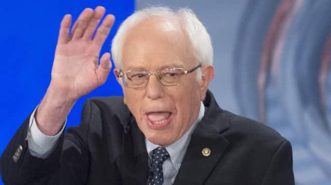 Bernie Sanders. Foto: Michael Reynolds / Epa / Tt