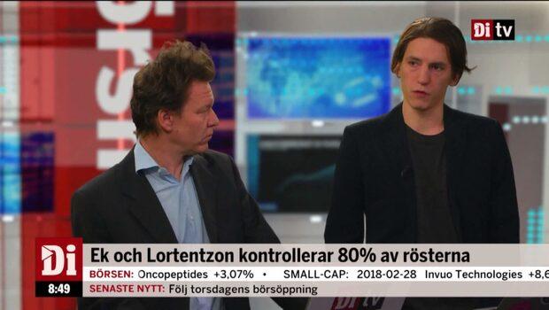 """Carlsson: """"Ser några risker – förlusterna växer snabbare än omsättningen"""""""