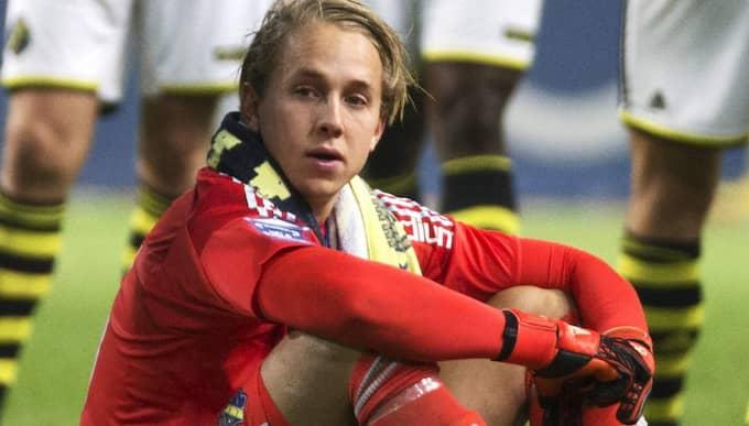 Patrik Carlgren kan stoppas från OS. Foto: Nils Petter Nilsson/Ombrello