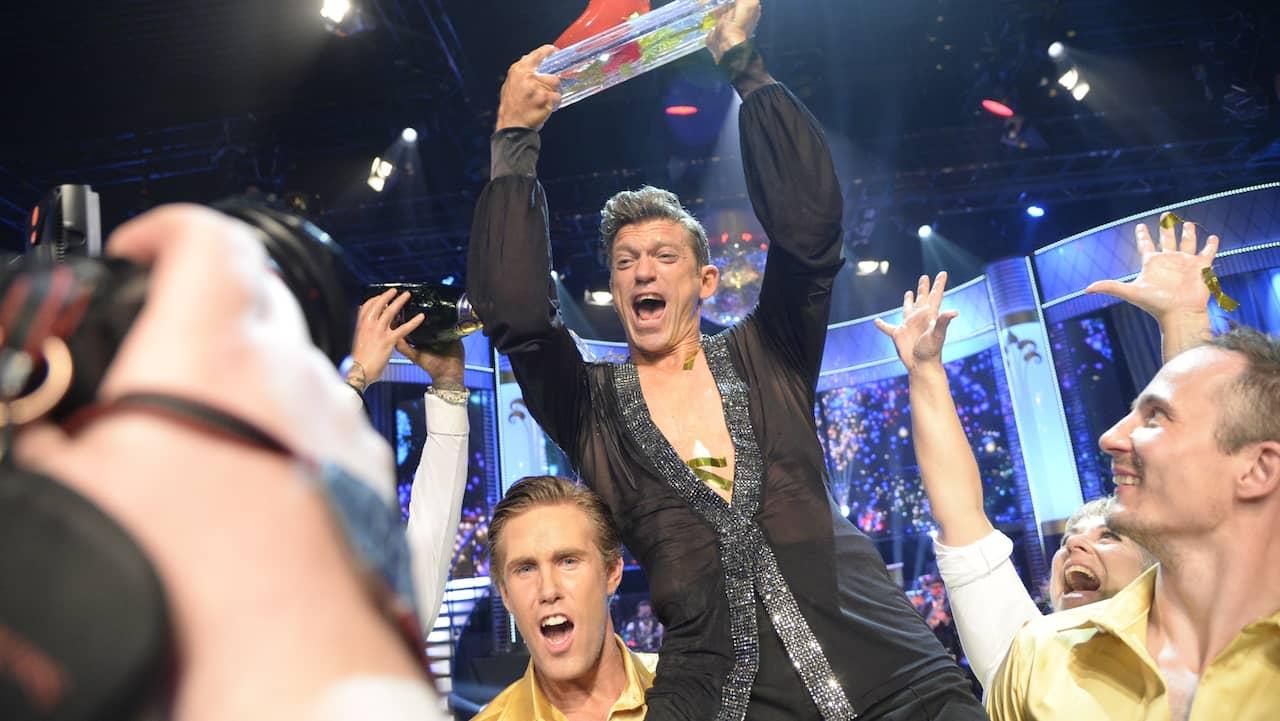 Lets dance vinnare jesper blomqvist