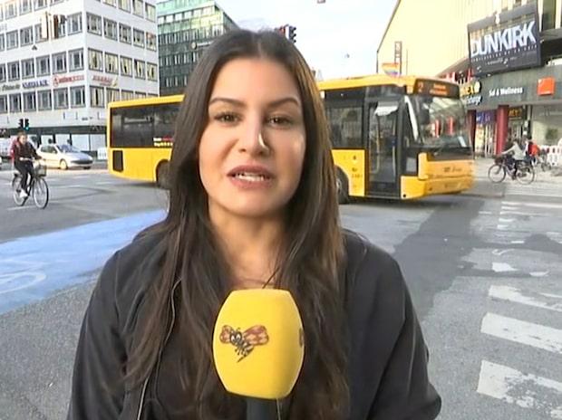 """Nicole Fältlöv-Amiri om fallet: """"Stort intresse här i Danmark"""""""