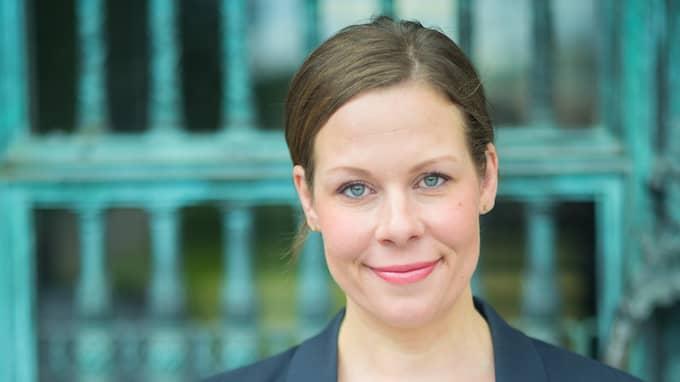 Maria Malmer Stenergard (M), riksdagsledamot. Foto: FREDRIK WENNERLUND