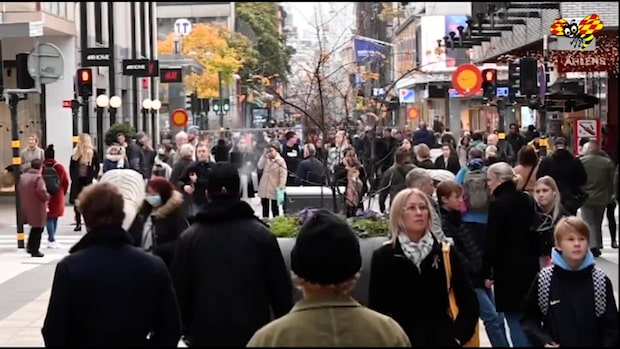 Förklaringen bakom Sveriges höga dödstal