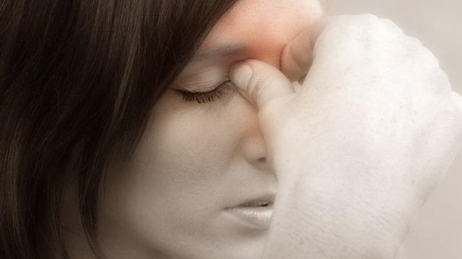 Bihåleinflammation kan vara irriterande och smärtsamt.