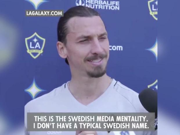 """Zlatan slår tillbaka: """"Jag borde ha spelat i VM"""""""