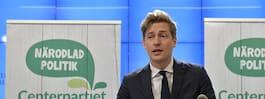 Centerpartiet vill satsa 750 miljoner på grönare flyg