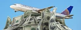 Kvinnan fick 80 000 kronor för att inte boarda flygplanet