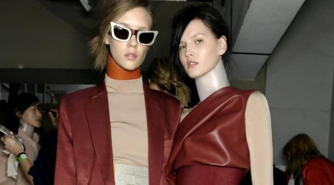 Svenska modemärket Acne hade förra året en omsättning på 645 miljoner kronor. Foto: Camera Press