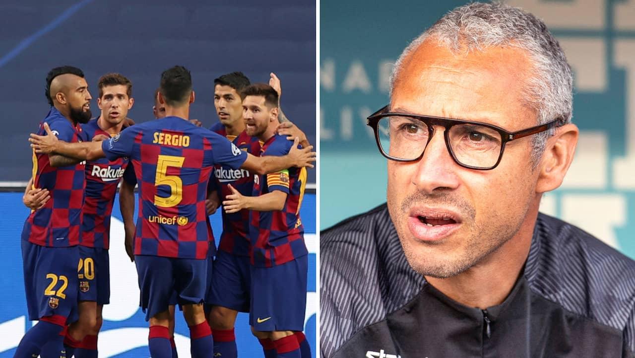 Chocken: Henke aktuell för Barça