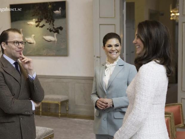 Victorias osäkerhet inför bröllopet