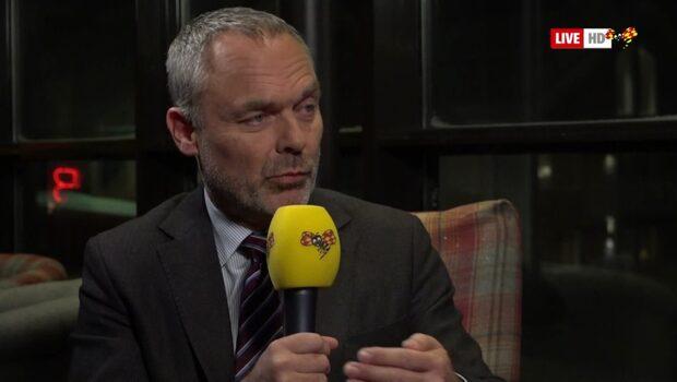 Bara politik: Se intervjun med Jan Björklund (L) från Folk & Försvar