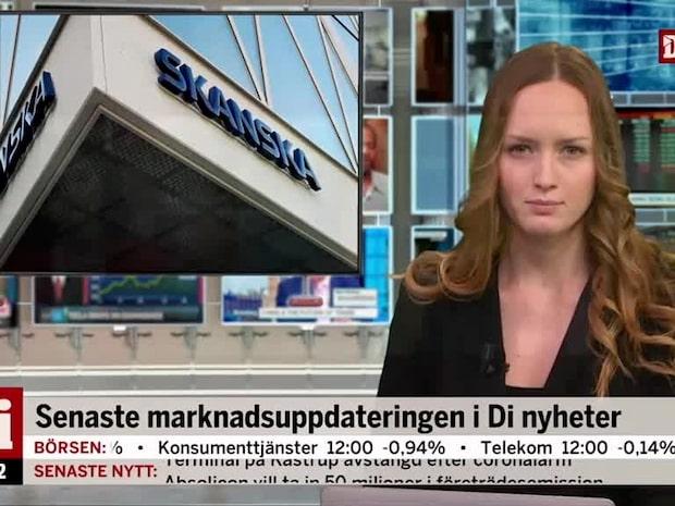 Di Nyheter: Svängig börs - Ericsson lyfter och Kinnevik backar