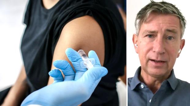 Vaccin mot covid-19 kan finnas klart i januari