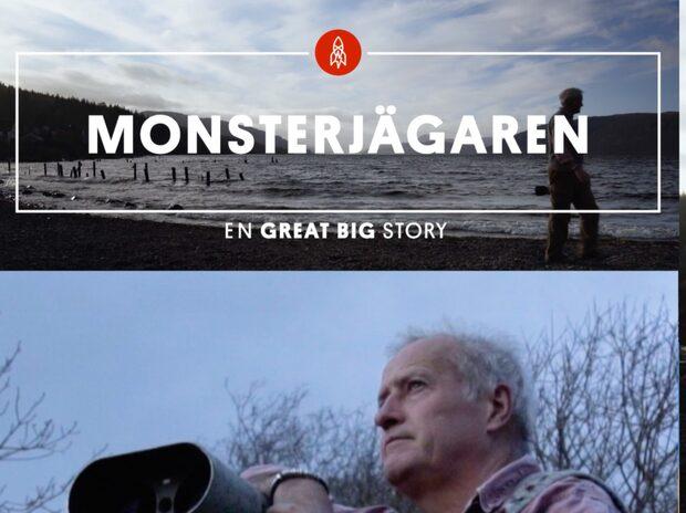 Han har letat efter samma monster - varje dag i 25 år
