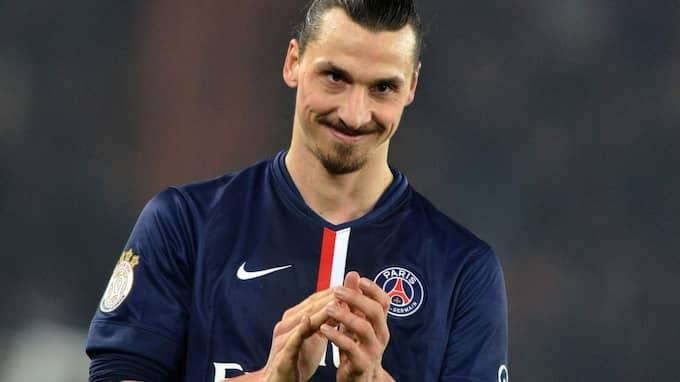 """Mats Olsson berättar att han i flera passager i David Lagercrantz bok """"Jag är Zlatan"""" slagits av hur likt Zlatan det låter. Foto: Clément Prioli/Starface"""