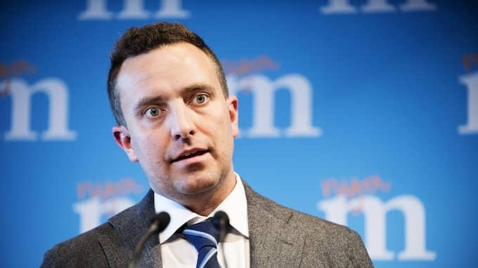 Moderaternas rättspolitiska talesperson Tomas Tobé. Foto: ANNA-KARIN NILSSON / EXPRESSEN