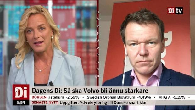 Petersson: Volvo är lågt värderad