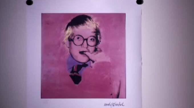 187 gånger har de här trycken som påstås vara gjorda av Andy Warhol sålts på Lauritz.com.