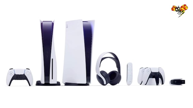 Sony släpper priset på nya PS5