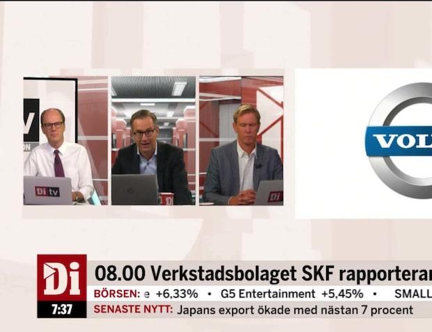 """Hägerstrand om Volvo: """"Rapporten är magisk!"""""""