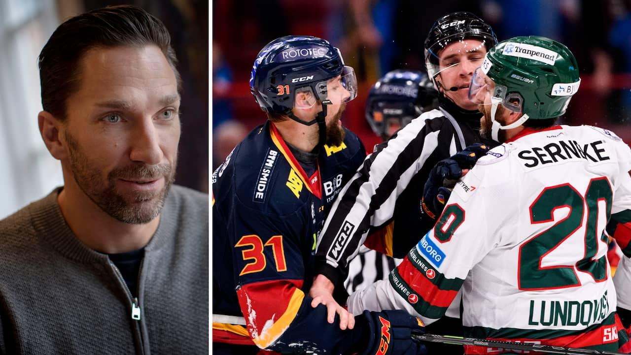 """Joel Lundqvist: """"Jag har haft domarna emot mig under större delen av min karriär"""""""
