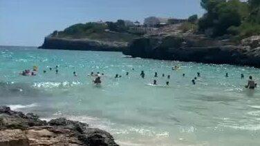 Corona slår hårt mot semesterorter i Europa – här ökar viruset
