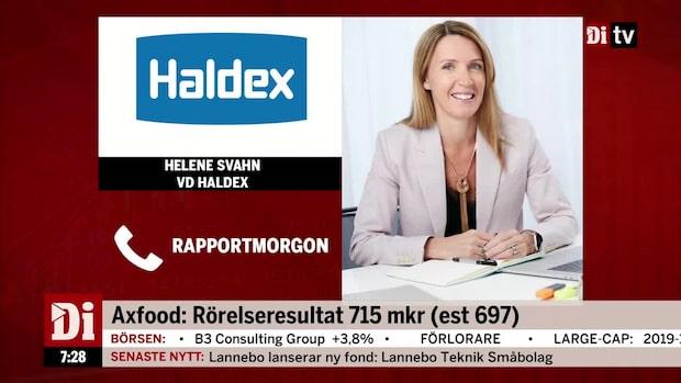 """Helene Svan, vd Haldex om Q3: """"Stabilt trots försvagad marknad"""""""