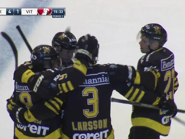 Höjdpunkter: AIK-Vita Hästen
