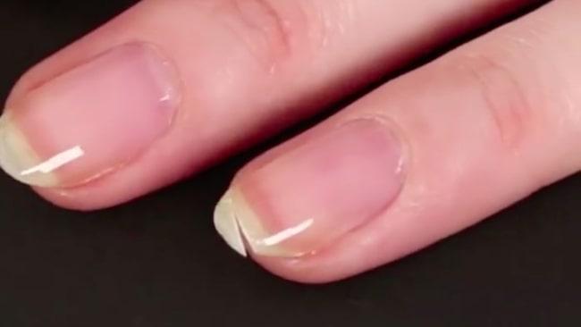 varför har vi naglar