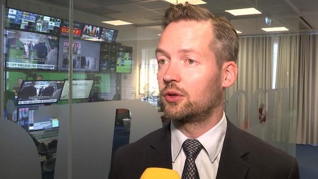 """Baas om Lundgren: """"Han svävar på sitt svar"""""""