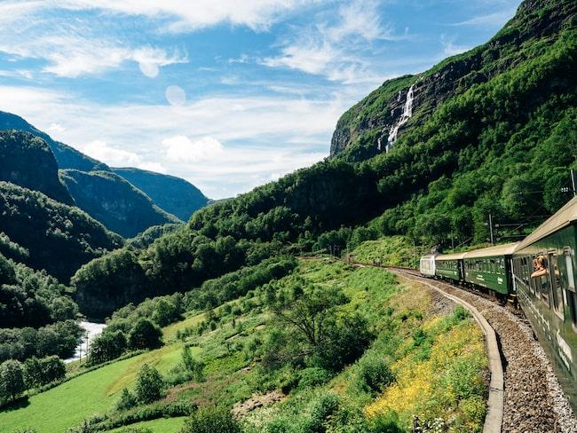 2014 utnämnde Lonely Planet Traveler Flåms Järnväg till världens bästa tågresa.