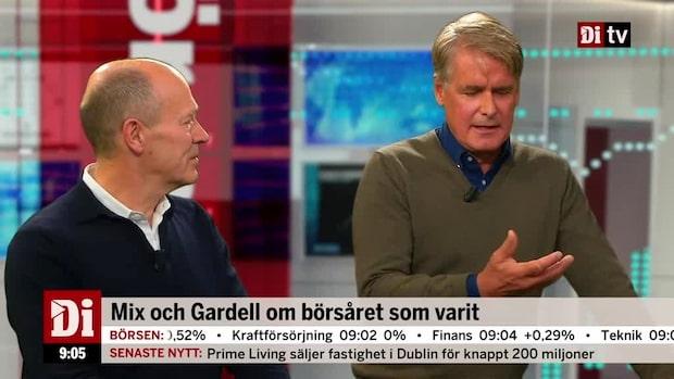 """Gardell: """"Börsen kan stiga 20 procent 2020"""""""