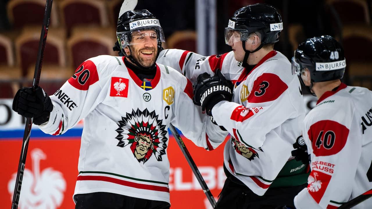 Frölunda är klart för ny final i CHL – besegrade Luleå efter drama