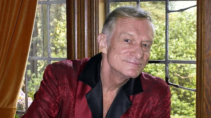 Hugh Hefner. Foto: RICH SCHMITT / ZUMA PRESS / SPLA / RICH SCHMITT / ZUMA PRESS / SPLA SPLASH NEWS