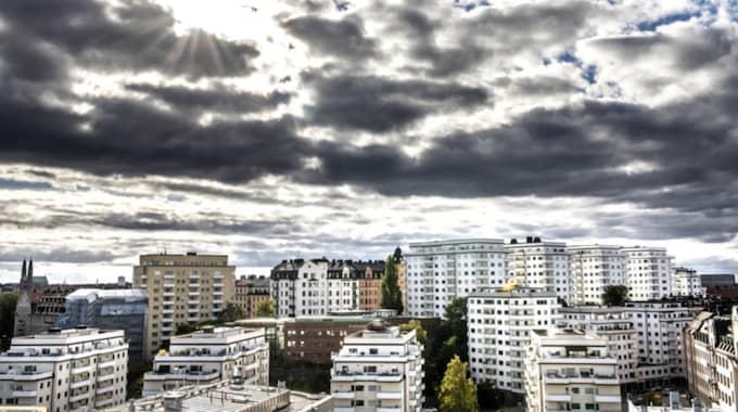 Hushållen har helt enkelt inte råd att elda på mer, enligt Swedbanks färska Boindex. Foto: Tomas Oneborg/Svd/Tt