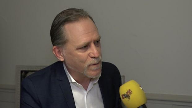 Daniel Helldén (mp) om hatet och hoten